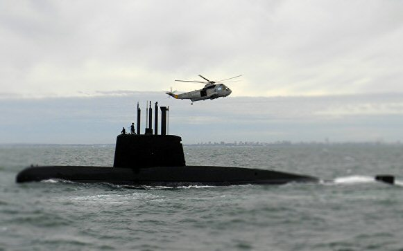 A submarine with 44 crew members disappeared off the coast of Argentina