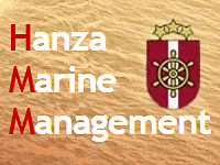 Крюинговая компания Hanza Marine Management Ltd