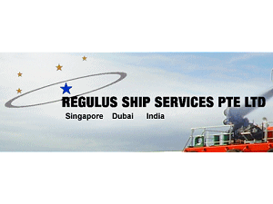 Крюинговая компания Regulus Ship Services Pte Ltd