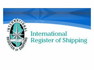 Крюинговая компания International Register of Shipping