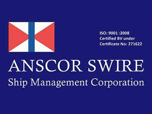 крюинг AnscorSwire Ship Management Corp., Пасай