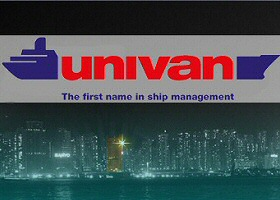 крюинг Univan Ship Management Ltd, Japan, Токио